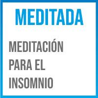 Meditación para insomnio