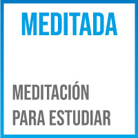 Meditar estudios